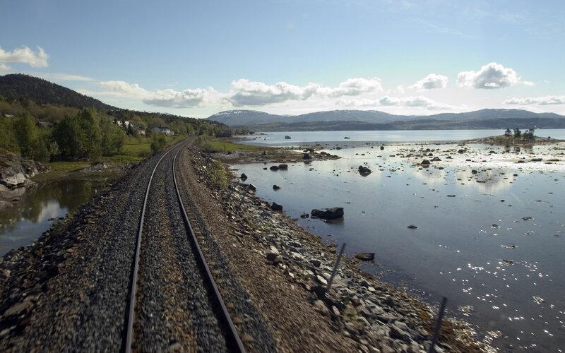 Trains Bodø to Trondheim - Train Tickets Norway, NSB - Dovre Railway