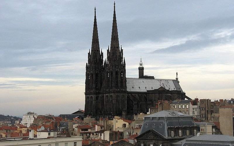 Trains to & from Clermont-Ferrand | Clermont-Ferrand city centre