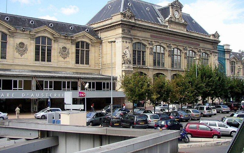 paris gare austerlitz tickets train times left luggage happyrail. Black Bedroom Furniture Sets. Home Design Ideas