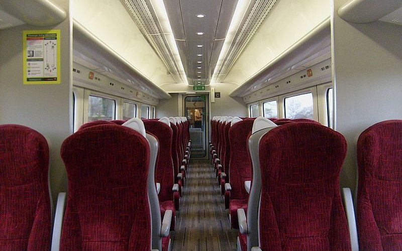 Trains Manchester to Birmingham - CrossCountry - Cheap Train Tickets UK