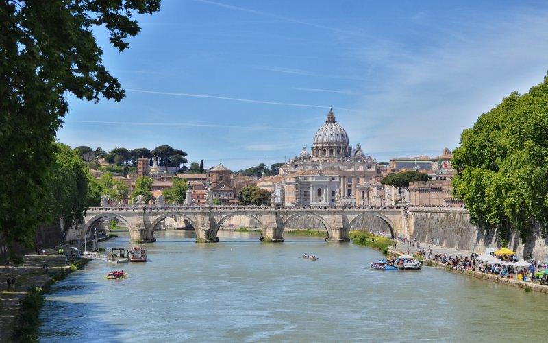 Trains to Rome | Trains from Rome