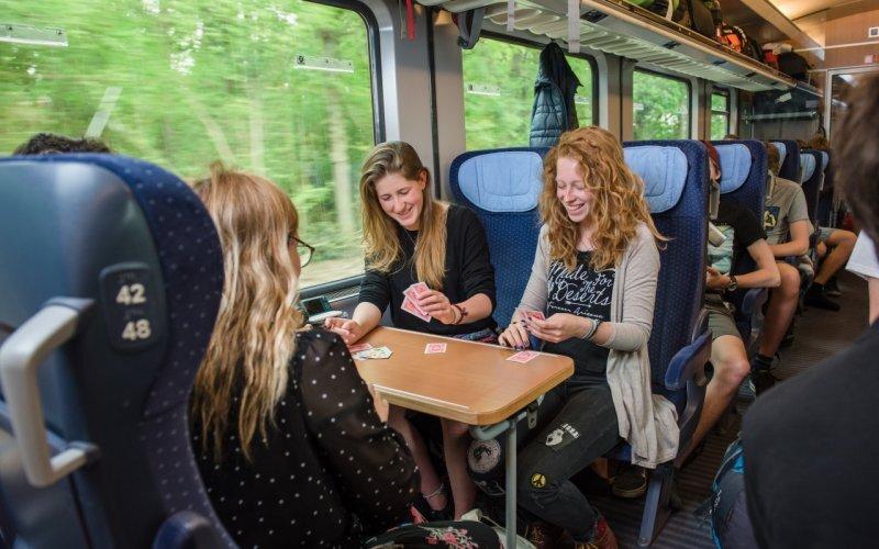 Deutsche Bahn - goedkope treinkaartjes Duitsland