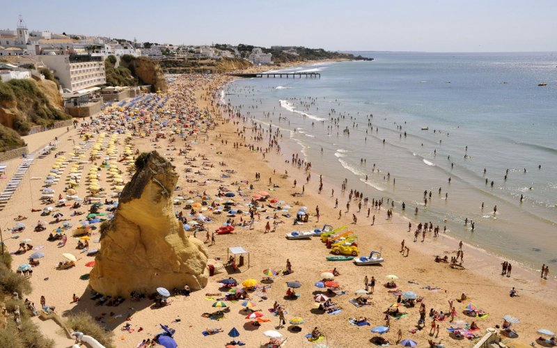 Train to Albufeira - All train tickets and rail passes