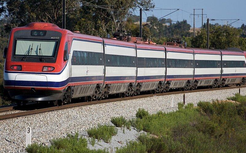Alfa Pendular | Trains in Portugal | Exterior Alfa Pendular