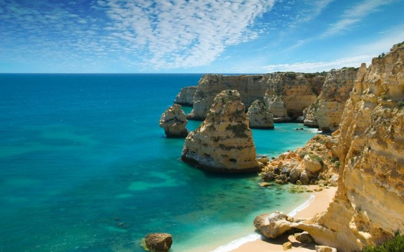 Visit the Algarve by train - All train tickets and rail passes