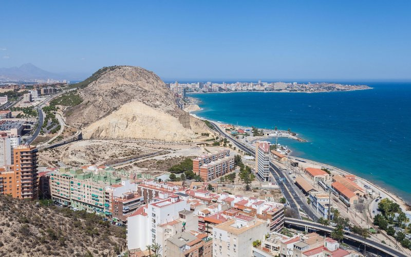 Trains to & from Alicante | Alicante sea side