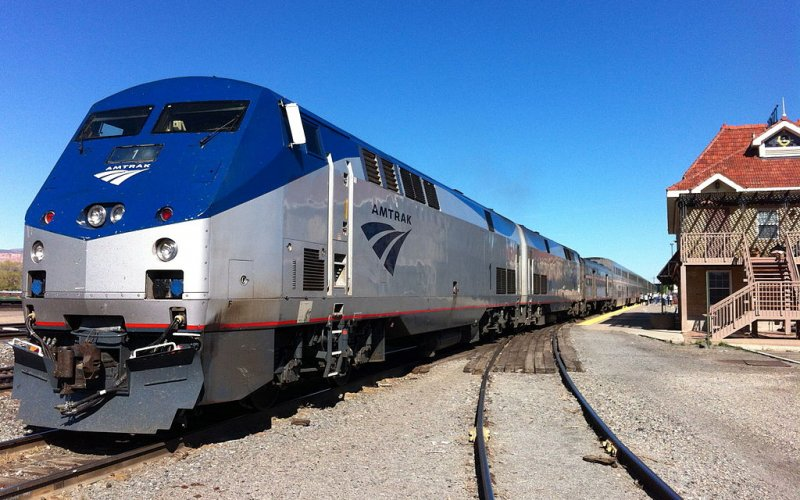 Travel by Amtrak trains - All train tickets and rail passes