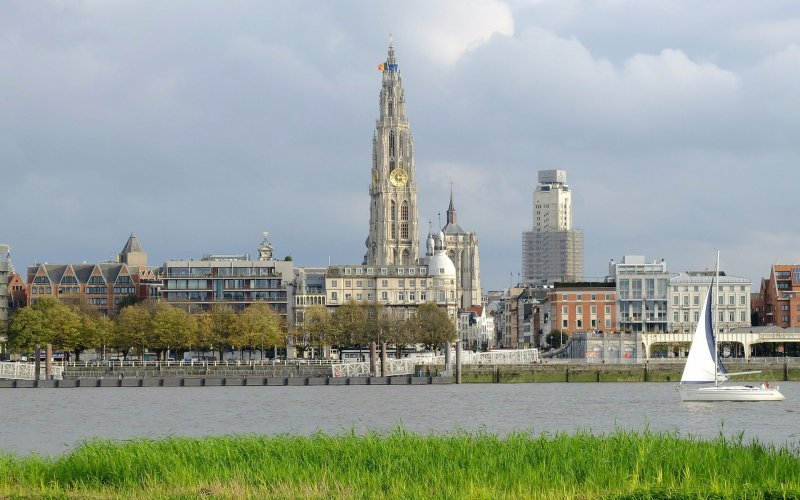 Arrive at Antwerp Centraal - All train tickets and rail passes