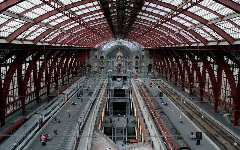 Train Tickets Belgium - Trains to Antwerp