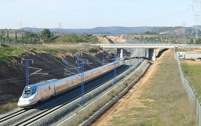 Trains Barcelona to Madrid - AVE High Speed Trains
