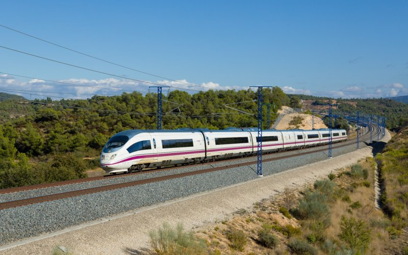 Trains in Spain - Travel on the AVE trains - All train tickets and rail passes
