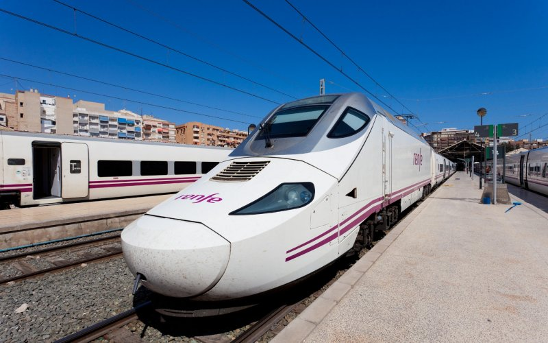Cheap Train Tickets Spain - Travel by Alvia and Avante trains