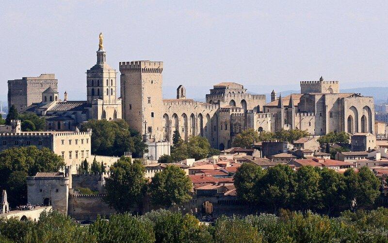 Train to Avignon - All train tickets and rail passes