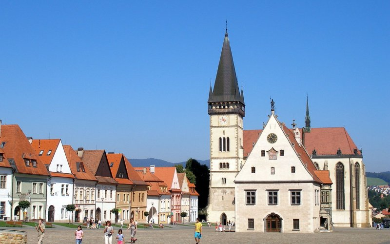 Train to Bardejov - All train tickets and rail passes
