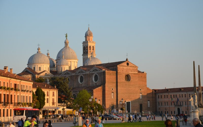 Trains to & from Padova | Basilica in Padova
