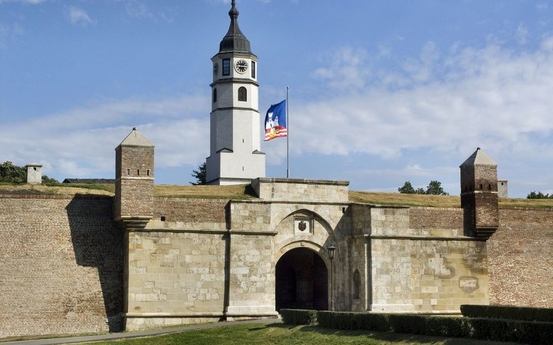 Trains to & from Belgrade | Castle in Belgrade