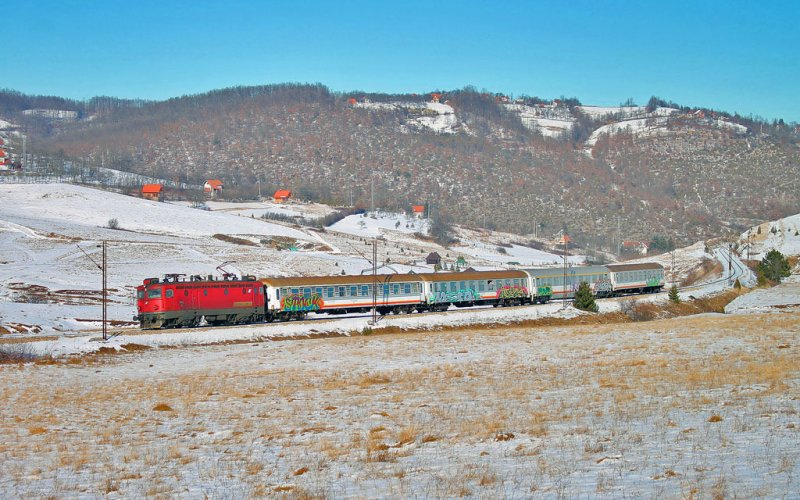 Train Reservations in Serbia   All Reservations & Passes   Scenic route Belgrade Serbia to Bar Montenegro by train