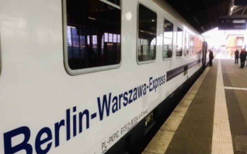 Train Reservations in Poland | All Reservations & Passes | Berlin-Warszawa-Express Berlin to Warsaw