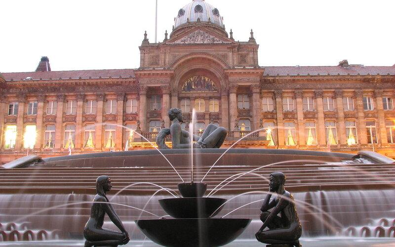 Trains to & from Birmingham   Visit Birmingham city centre