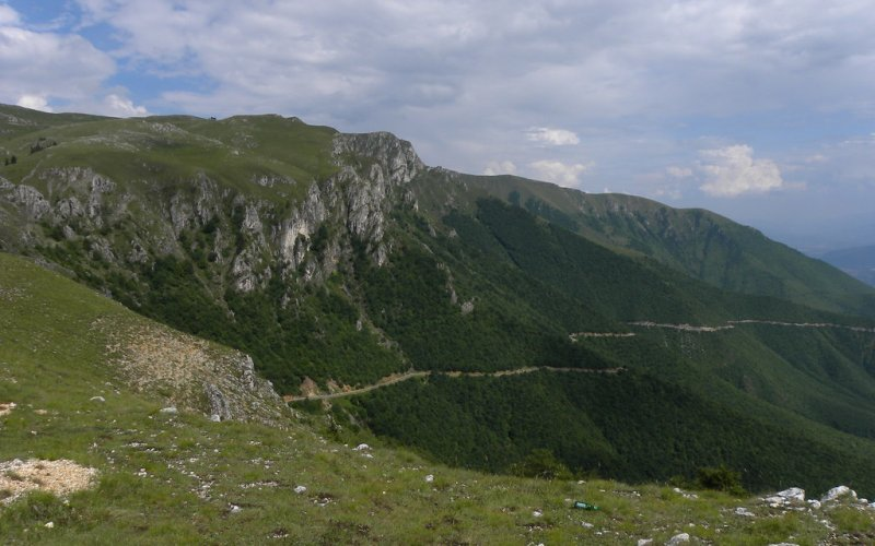 Discover Bosnia Herzegovina by train | Valley