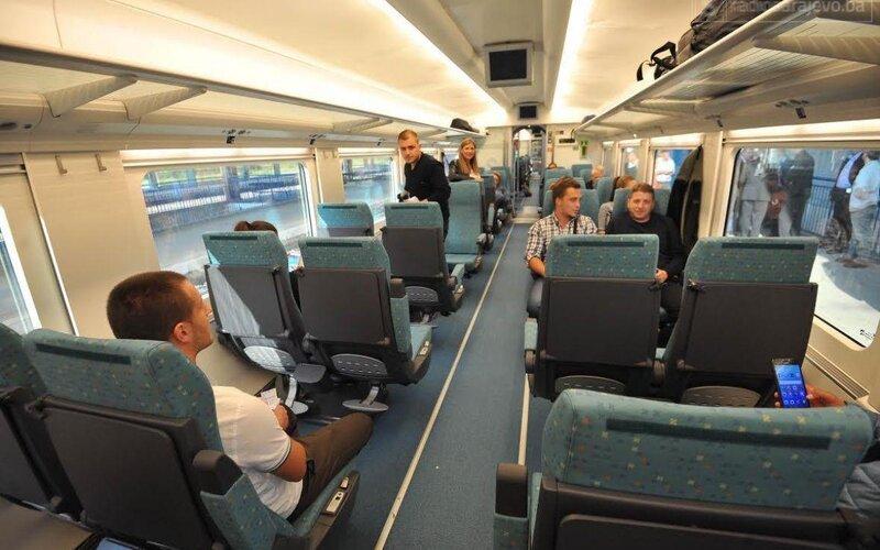 Train Reservations in Bosnia-Herzegovina | All Reservations & Passes | Talgo in Bosnia