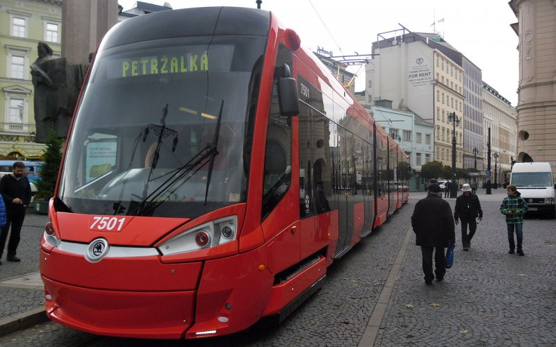 Trains to & from Bratislava | Public transport, tram in Bratislava