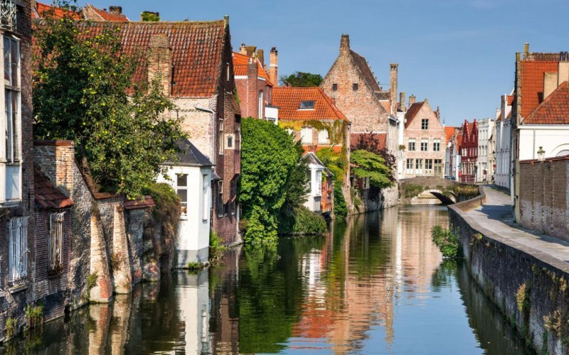 Cheap Train Tickets Bruges to Brussels