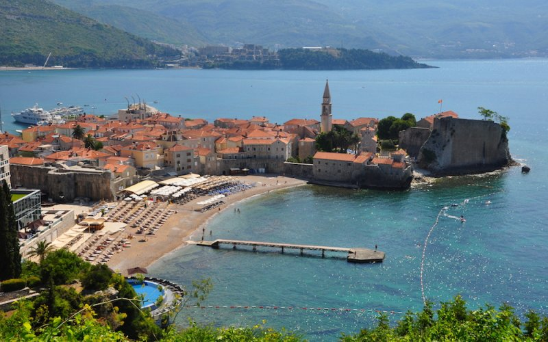Discover Montenegro by train | Visit Budva by train