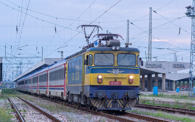 Train Reservations in Bulgaria | All Reservations & Passes | Bulgarian train
