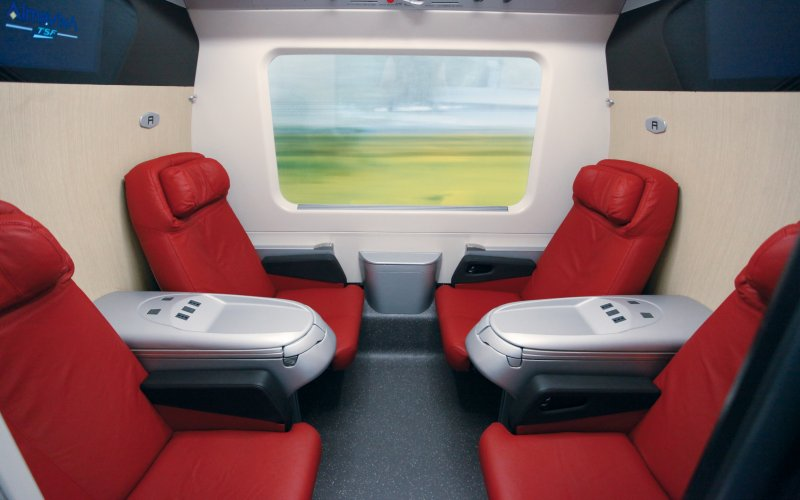 Trains Venice to Rome - Train Tickets Italy - Frecciarossa Business Lounge