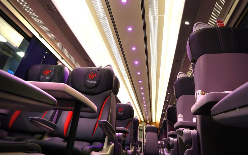Virgin Trains - Cheap Train Tickets UK - 1st class
