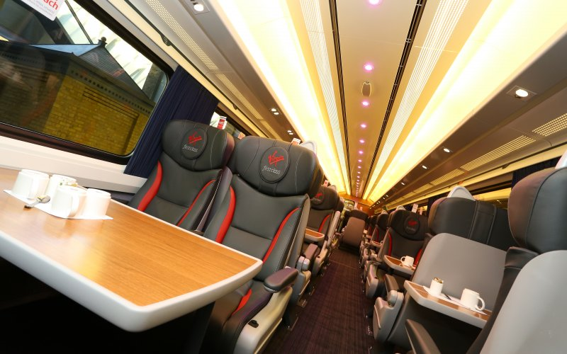 Trains Birmingham to Coventry - Virgin Trains - Cheap Train Tickets UK - 1st class