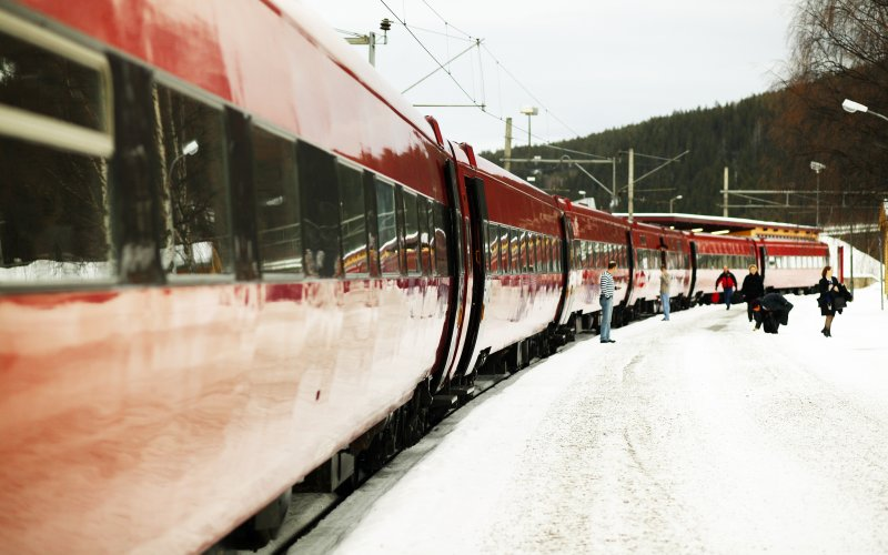 Trains Trondheim to Oslo - Train Tickets Norway, NSB - Dovre Railway