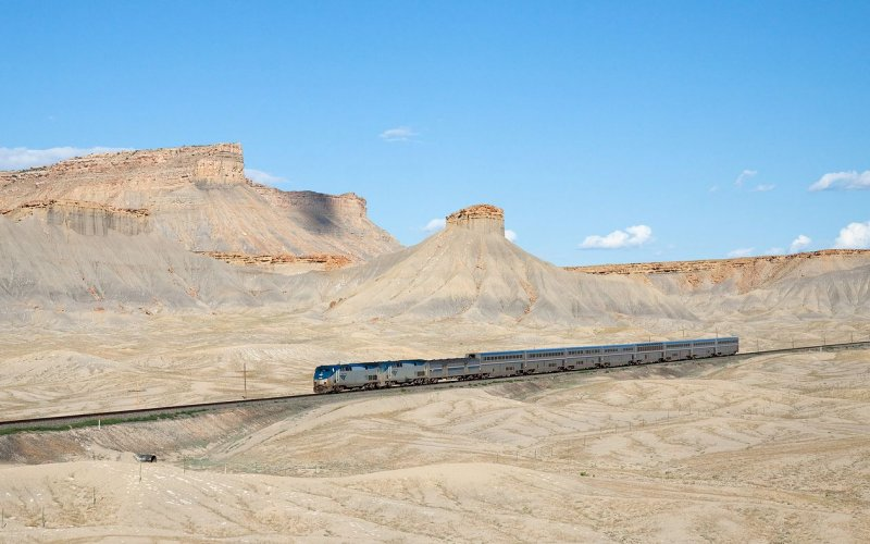 Travel on the California Zephyr - All train tickets and rail passes