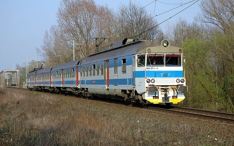 InterCity Czech Republic | Trains in Czech Republic | Intercity Ostrava