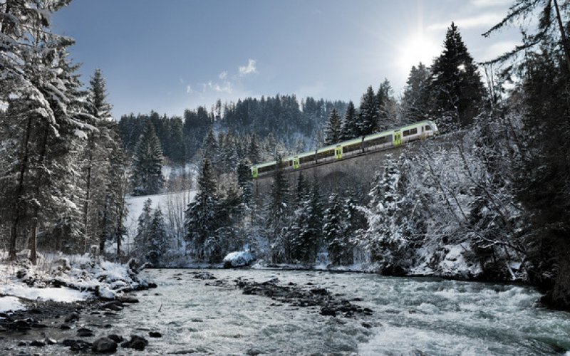Lotschberg Mountain Route and Centovalli - Panoramic Train Switzerland - Swiss Travel Pass