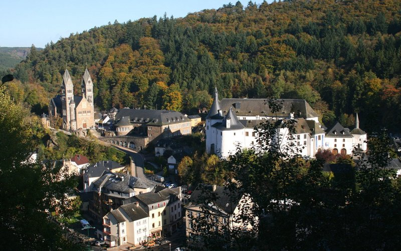 Visit Clervaux by train - All train tickets and rail passes