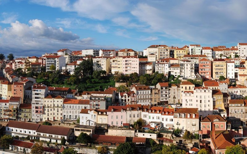 Train to Coimbra - All train tickets and rail passes