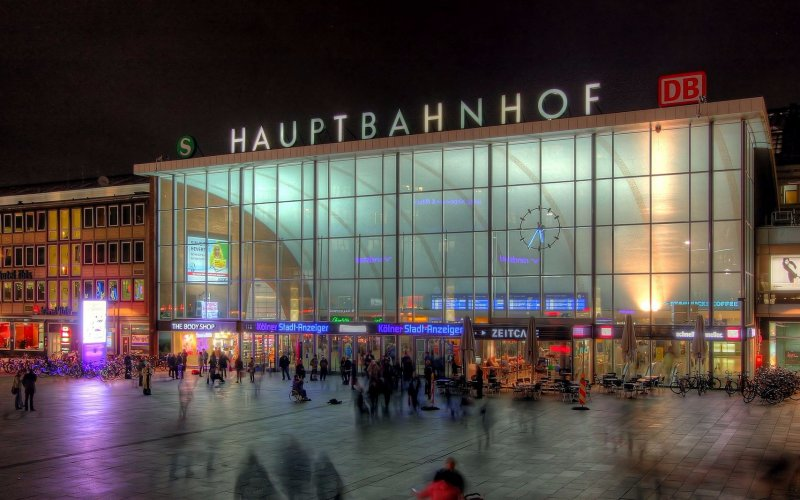 Trains to & from Cologne | Arrive at Cologne Hbf