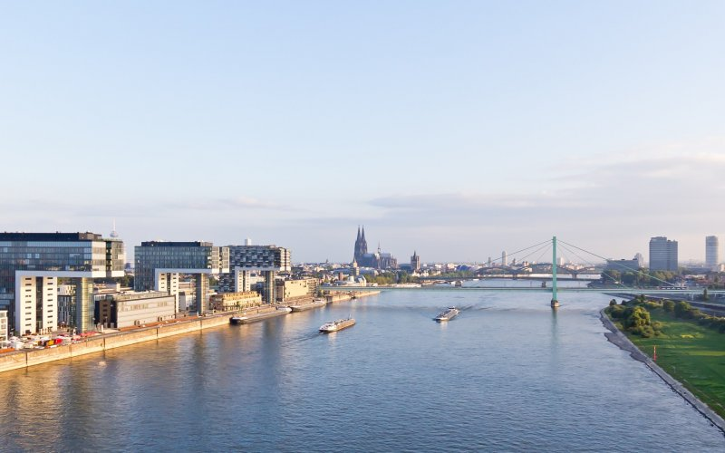 Trains to & from Cologne | Cologne, city on the river Rhine