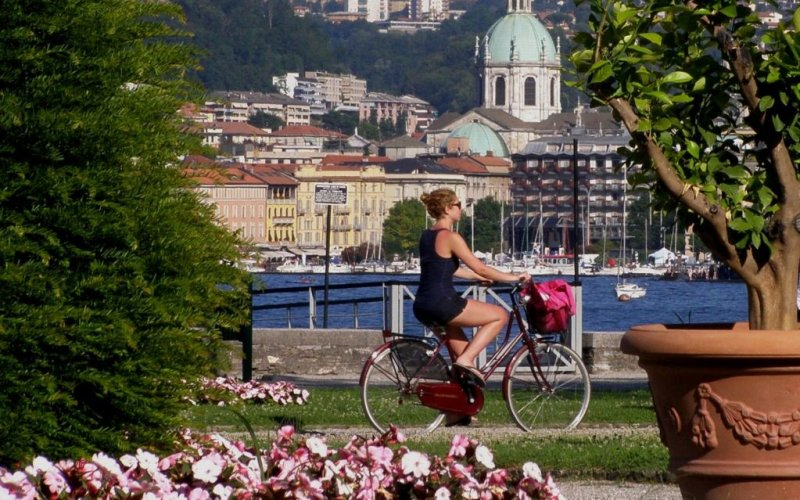 Visit Como Lake by train - All train tickets and rail passes