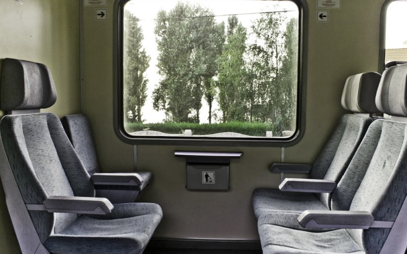 Train Reservations in Croatia | All Reservations & Passes | 2nd class interior