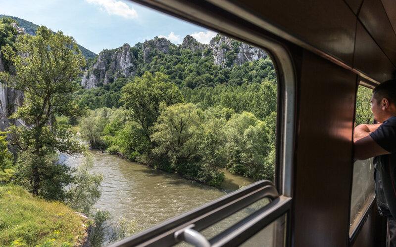 Train Travel in Europe - Bulgaria
