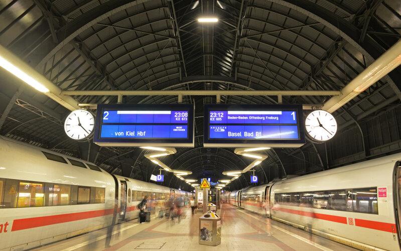 Train Tickets Europe