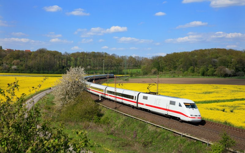 Trains to & from Amsterdam - Cheap tickets ICE to Amsterdam