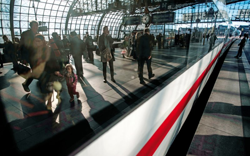 Deutsche Bahn - Cheap Train Tickets to Berlin