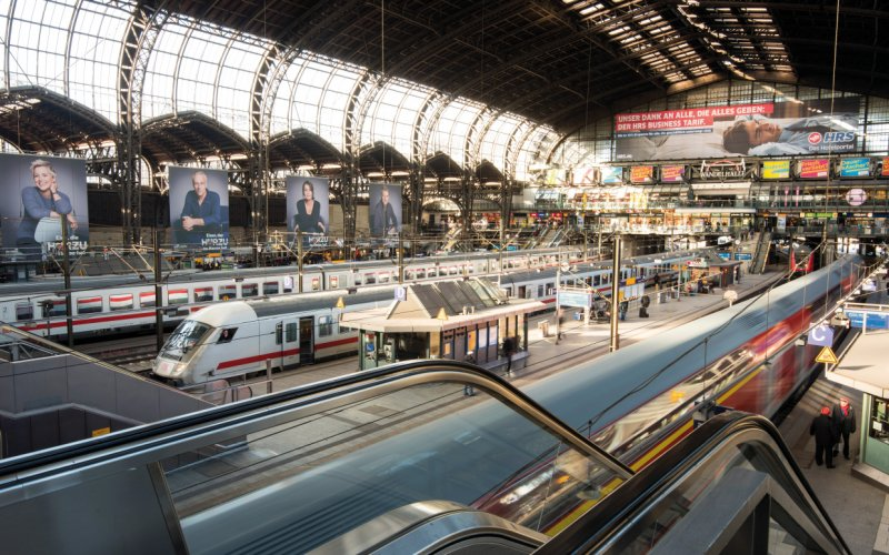Rail Journeys in Europe - France