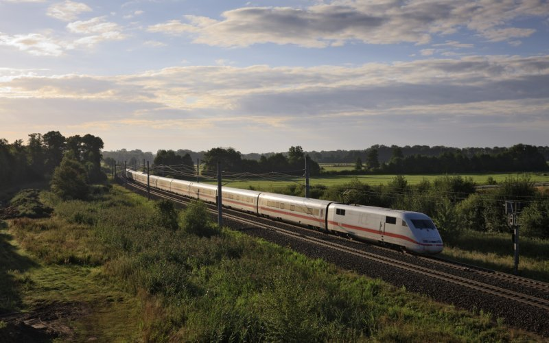Trains reservations in Europe / Interrail / Eurail