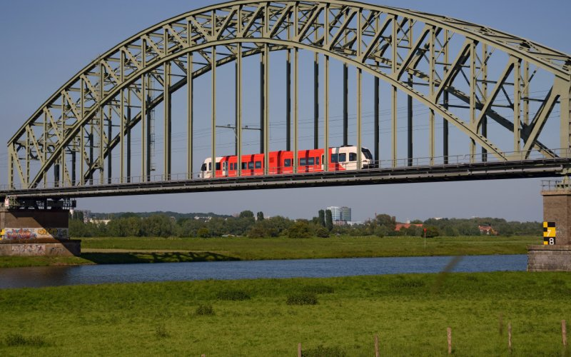 Trains in The Netherlands - Arriva