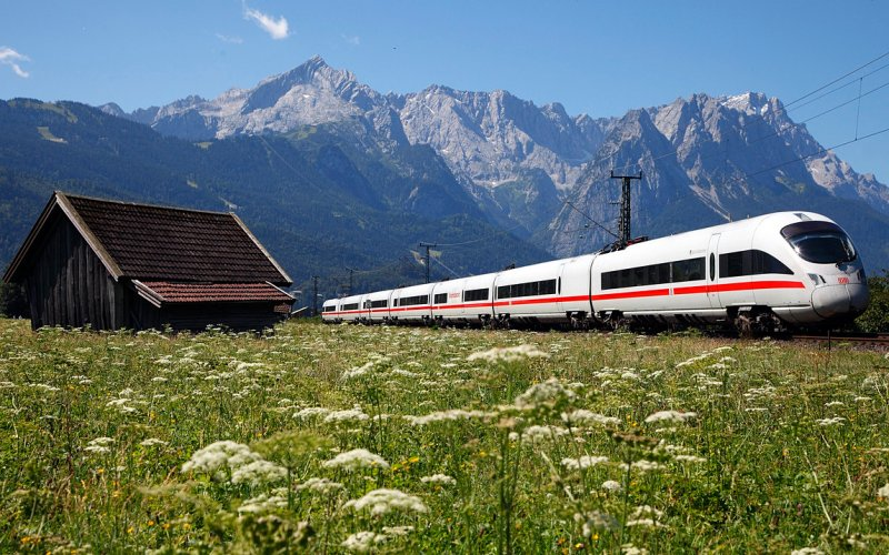 Eurail Pass - Rail Pass Europe - All Reservations, All Passes